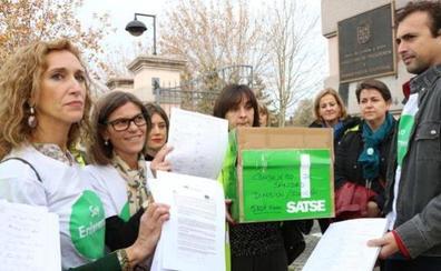 Satse convoca una protesta el 19 de diciembre para exigir a Sacyl mejores condiciones para la enfermería