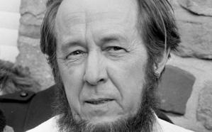 Rusia celebra el centenario del nacimiento de Solzhenitsyn