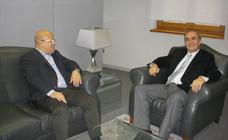 Faustino Sánchez y Tomás Quintana acuerdan mantener reuniones periódicas e incrementar la colaboración