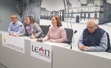 Los 'webos' con más kilos corren por León