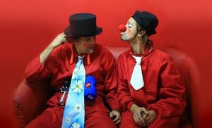 Los payasos se cuelan en el Teatro Enrique Gil y Carrasco de Villafranca del Bierzo de la mano de Asaco Producciones
