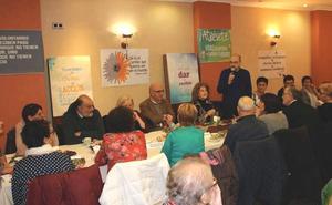 El Café Solidario reúne a 120 voluntarios en Valencia de Don Juan