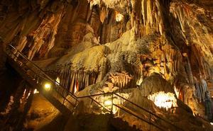 La Diputación cierra la temporada 2018 de la Cueva de Valporquero con 69.651 visitantes