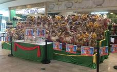 E. Leclerc León regala 5.000 euros en cestas de Navidad a sus clientes
