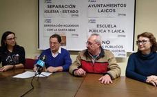 'Recuperando' llama a ciudadanos y ayuntamientos a mojarse en la inmatriculación de bienes de la Iglesia