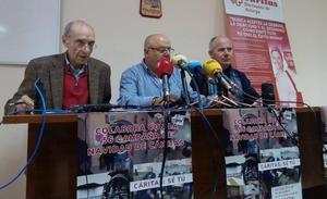 Cáritas atiende en la comarca a 200 familias que afrontan una situación de pobreza cronificada