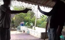 El leonés Frank Cuesta, a punto de morir tiroteado en Laos