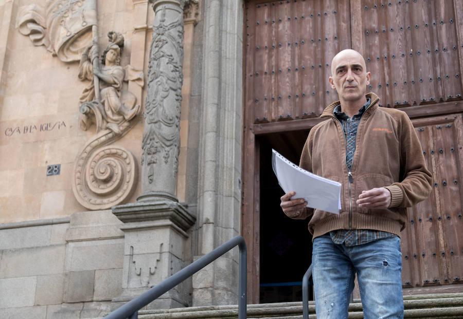 Una víctima de abusos sexuales por parte de un párroco de Salamanca cree que hay irregularidades en el proceso canónico