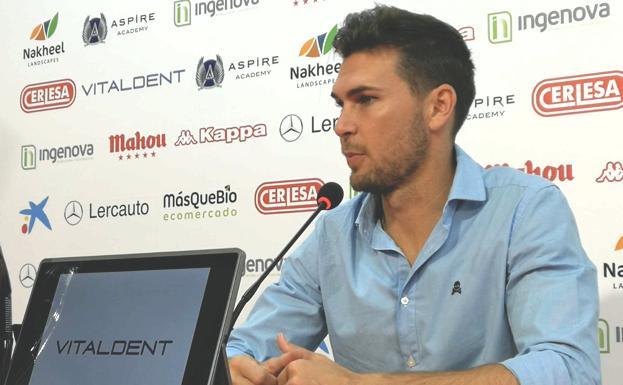 Víctor Cea: «Fuera de casa somos el mejor equipo»