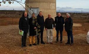 Ardoncino inaugura su nuevo depósito de agua