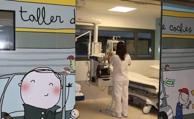 El Hospital Clínico de Valladolid mantendrá las nueve 'especialidades' pediátricas