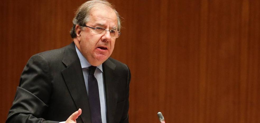 Herrera abordará los datos de población y el balance político de su último mandato en el próximo pleno de las Cortes