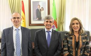Pedro J. Aguado dirigirá la Escuela de ingeniería agraria de la ULE los próximos cuatro años