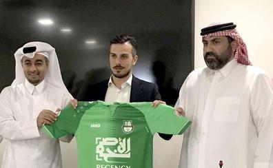Rubén de la Barrera ficha por el Al-Ahli de Catar