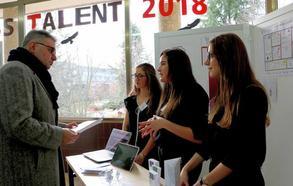 Potencial emprendedor biotecnológico en la 'I Bio Business Talent' de la ULE