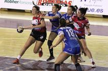 Partido entre el Cleba y el Oviedo