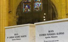 Mártires en Argel, beatas en León
