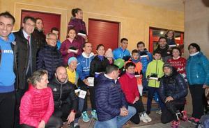 La San Silvestre coyantina recauda 920 euros en la lucha contra el cáncer