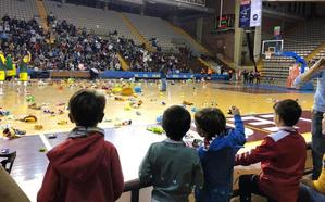 La defensa del Basket León seca al Porriño en un mágico tercer cuarto