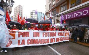 Courel aplaude la respuesta de la gente exaltando la importancia de la unión de la sociedad berciana