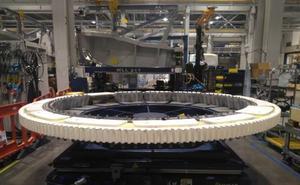 Vestas finaliza la producción una semana antes de lo pactado y abre la cuenta atrás para vaciar la factoría