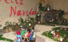 Y Villoria... tejió la Navidad