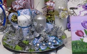 Artesanía y emprendimiento... en Navidad