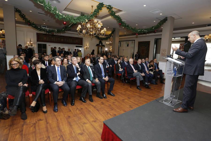 Encuentro entre el alcalde de León y el de Almería sobre la Capitalidad Gastronómica