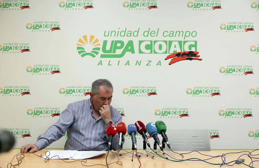 La Alianza Upa-Coag presenta su balance agrario del año 2018