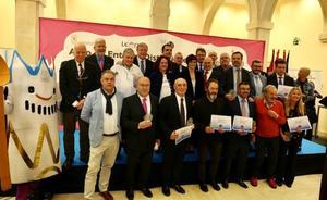 Capital Española de la Gastronomía reconoce a León como «la mejor» y valora su «excepcional» presencia mediática