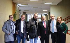 Diego Manuel Luzón recibe un homenaje internacional en la Facultad de Derecho