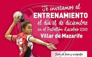 El Rodríguez Cleba se preparará en Villar de Mazarife