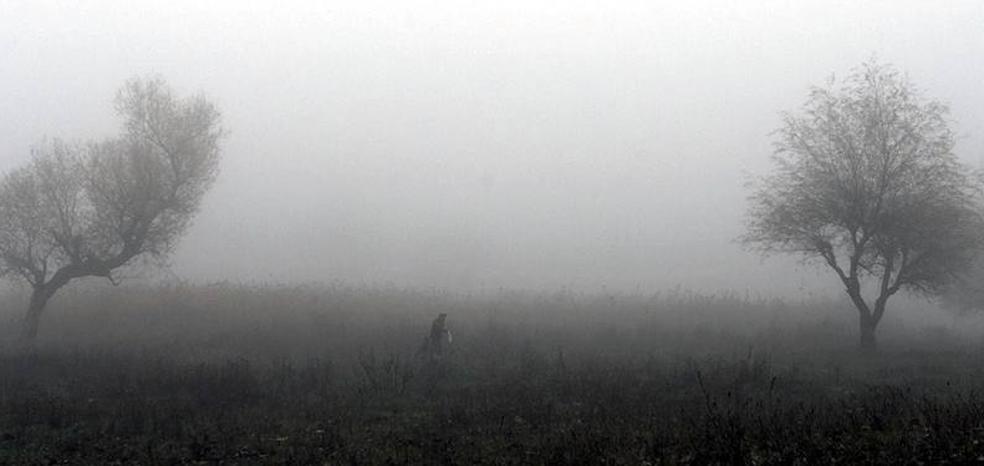 La niebla complica la circulación por carreteras de Ávila, Burgos y Palencia