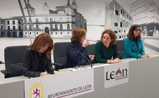 La ciudad de León tiene registrados a 6.000 mayores que viven solos en sus hogares