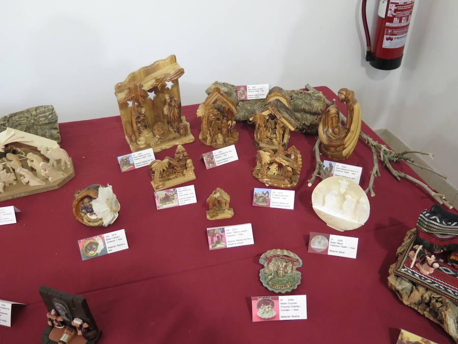 Belén de la Asociación de Belenistas en la Casa de las Carnicerías
