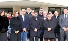 Concentraciones en Castilla y León por la muerte de Laura Luelmo