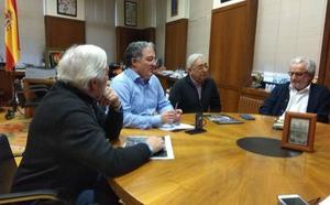 La Casa Panero acoge la primera obra de teatro del escritor Andrés Martínez Oria