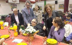La Diputación ampliará los servicios de Nuestra Señora del Valle a través del Centro de Día