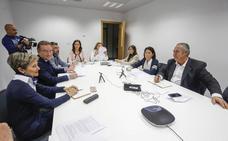 Fernando Salguero: «Si Cs sigue cambiando las reglas del juego, habrá que reunirse seriamente y ver el discurrir futuro»