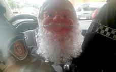 Detenido en Ponferrada por destrozar el Belén municipal, arrancar la cabeza a Papá Noel y robar dos renos