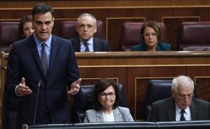 Sánchez asegura que la seguridad está garantizada en Cataluña