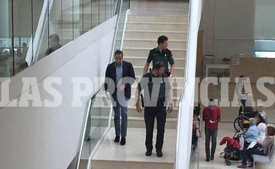 Eduardo Zaplana, ingresado en el hospital La Fe de Valencia desde el lunes