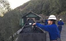 Quique Peinado: «Estar una hora en la mina quita mucha tontería»