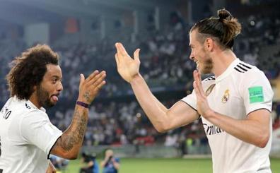 El Real Madrid se reconcilia con la izquierda