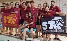El SwimTech León, campeón por clubes de Castilla y León de natación