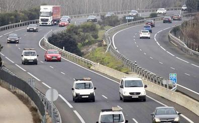 La DGT prevé 2,4 millones de desplazamientos por las carreteras de Castilla y León durante la Navidad