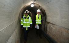 La Fundación Santa Bárbara impulsa la investigación de la energía geotérmica en el Bierzo con el nuevo centro demostrador de generación