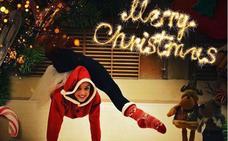 Así felicitan la Navidad los deportistas leoneses