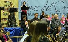 Óperas, villancicos y un canto al «sentido común» en el Concierto de Navidad de Villarejo de Órbigo