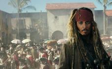 Disney despide a Jack Sparrow